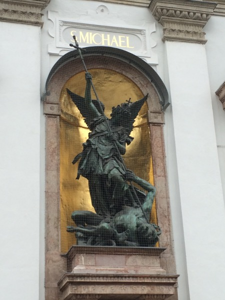 itinerario-monaco-michaelskirche
