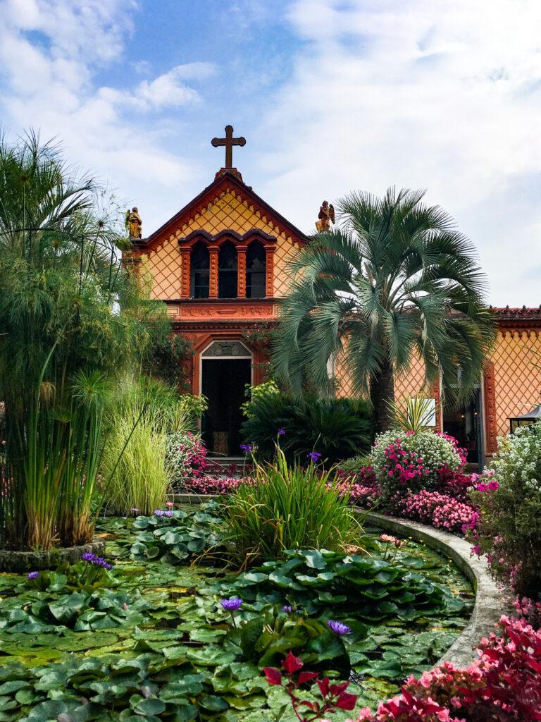 cappella isola madre